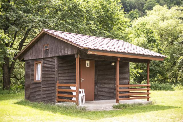 4-lůžková chata - samostatná