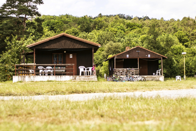 6-lůžková chata - dvouchata