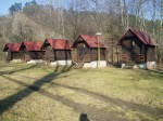 2-lůžkové chaty